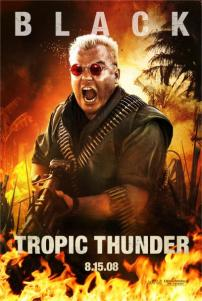Black, Tropic Thunder