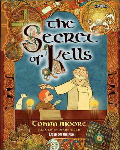 (Kuva The Secret of Kellsin pohjalta julkaistusta kuvakirjasta.)